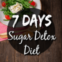 7 Days Sugar Detox Diet