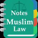 Muslim Law Notes
