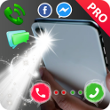 Flash alert on call and sms 2019: Call flash
