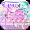 Colorful Water keyboard