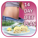 14 Day Diet Plan- lose belly fat in 2 weeks