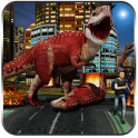 Dino Hunting City Attack Mayhem Dinosaur Game 2018