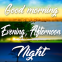 Morning Afternoon Night Share