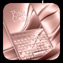 Pink Gold Keyboard