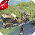 Off-Road Army Vehicle Transport Truck Driver 2019