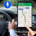 Gps Live Voice Navigation Dirección de ruta