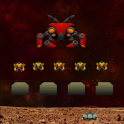 Invaders Mars Defender