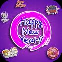 WAStickerApps Happy New Year Sticker Pack