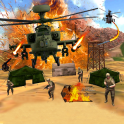 Gunship Helicopter Air War Strike