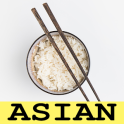 Asian recipes for free app offline with photo