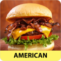American recipes for free app offline with photo
