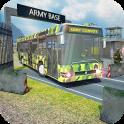 Army Coach Super Bus Driving