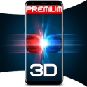 Parallax Background 3D