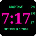 DigitalClockLiveWallpaper-7PRO