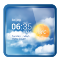 Global Weather Forecast Widget App