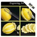 Engraving Art Fruit