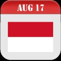 Indonesia Calendar 2019 and 2020