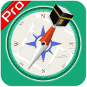 Qibla Compass Pro