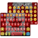 CANADA Emoji Keyboard Theme
