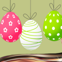 Easter Egg Photo Collage