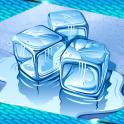Ice Photo Collage