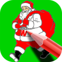 Christmas Coloring Book FREE