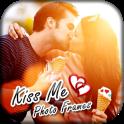 Kiss Me Photo Frames