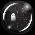 Ghost Clock Widget