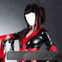 Cosplay Suit Photo Montage