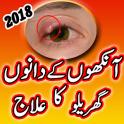 Ankho key Dano Ka Ilaj:Urdu