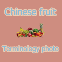 Learn Chinese with fruit pictures.
