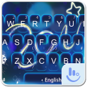 Welcome 2018 Keyboard Theme