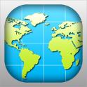 세계지도 2013