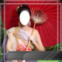 Thai Dress Photo Montage
