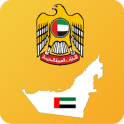 Emirates of UAE, Maps & Flags