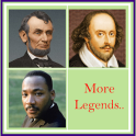 Great Quotes by Great Legends