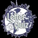 Letter Photo Quiz