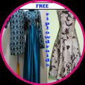 Clothing batik designs