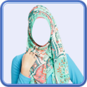 Hijab Women Photo Suit