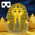 VR Ancient Egypt Train Ride (Google Cardboard)