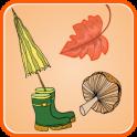Учим стихи про осень.