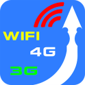 3G, 4G, WiFi Signal Setting