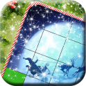 Christmas Slide Puzzle Games
