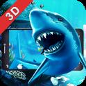 Sea World Shark 3D Theme