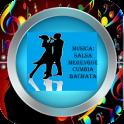 Musica Salsa Bachata y Cumbia