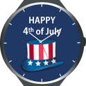 4th of July Watch Face