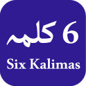 6 Kalmas of Islam With Translation & Recitation
