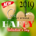 Feliz Día de San Valentín 2019