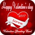 Valentine Greeting Card 2017