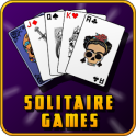 Classic Solitaire Card Games Pack